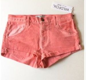Wildfox Shorts in Vintage Lifguard Michelle